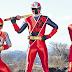 Rangers do passado em Power Rangers Ninja Steel