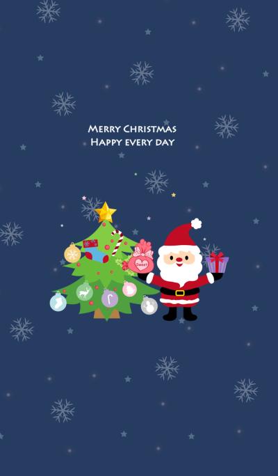 화려한 크리스마스 선물