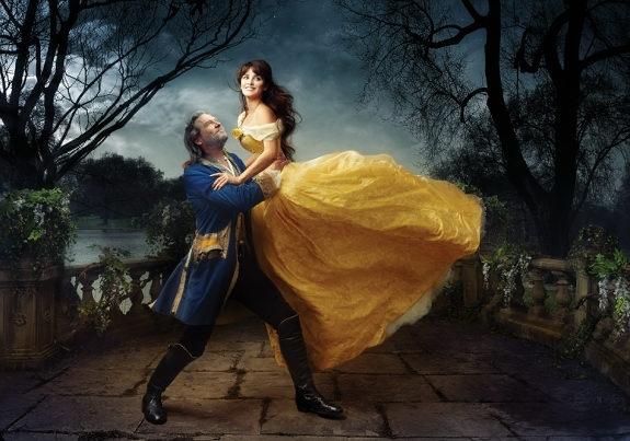Disney Dream Celebrity Portraits by Annie Leibovitz-14