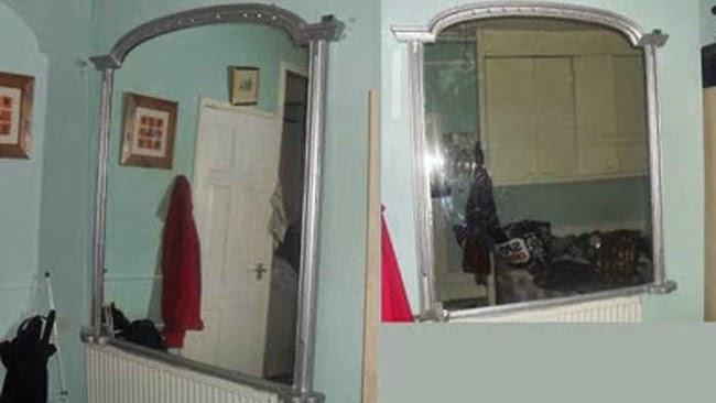 Haunted Mirror that unleashes Demons