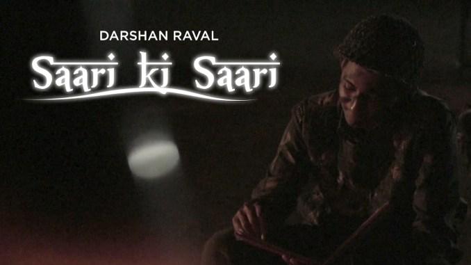 Saari Ki Saari Chords- Darshan Raval - Guitar Chords and Tabs