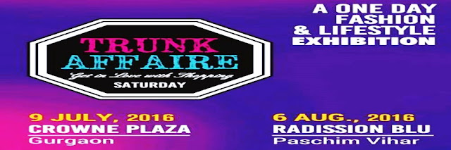 Noida Diary: Trunk Affaire Fahion and Lifestyle Show