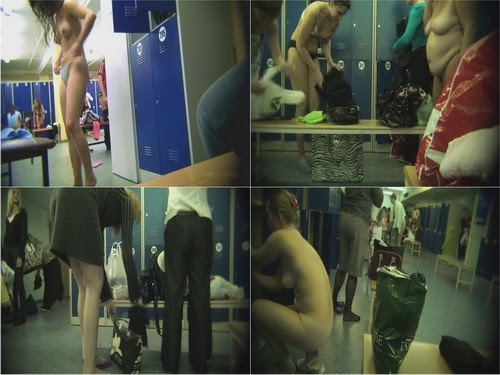 Female Locker Rooms 13