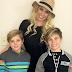 Britney Spears celebró el cumpleaños de sus hijos al estilo de Pokemon