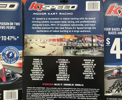 K1 Speed Indoor Kart Racing: great for parties, birthdays, and bachelor parties