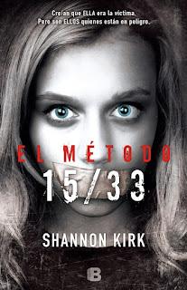 Reseña de El método 15/33 - Shannon Kirk