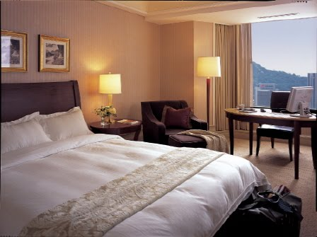 Korea hotels . Lotte hotel (KOREA E TOUR)