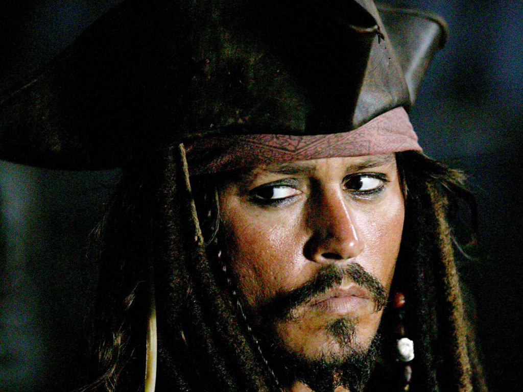 Pirates: Only Wallpapers: Jack Sparrow