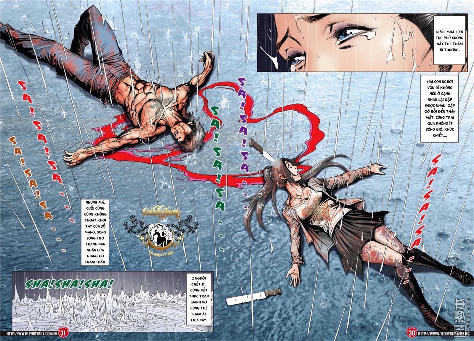 Người Trong Giang Hồ RAW Chương 2001 - NhoTruyen.Net