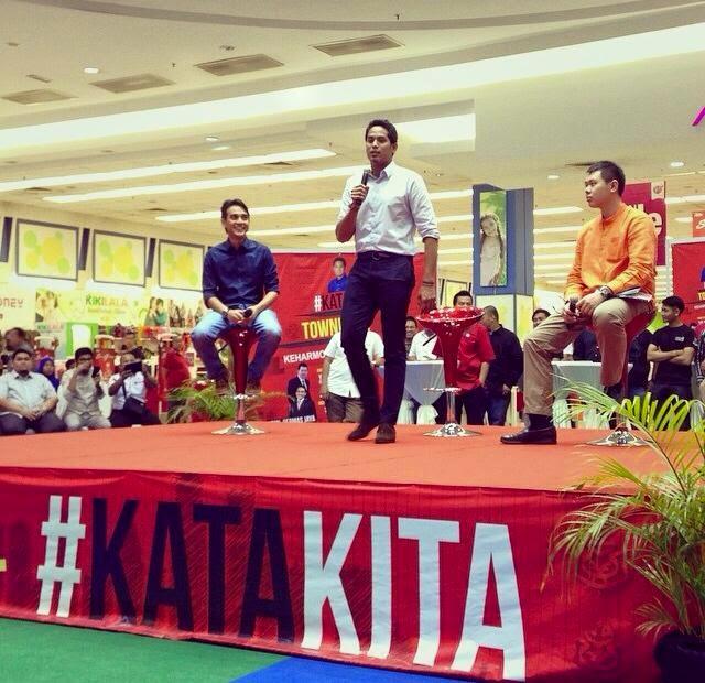 Tahniah Pemuda #UMNO Semakin Kurang Program Syok Sendiri #KataKita @Khairykj @AzwanBro