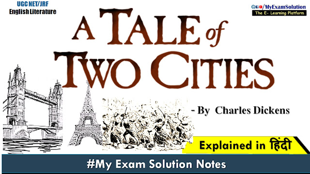 a tale of two cities, charles dickens novels, english literature