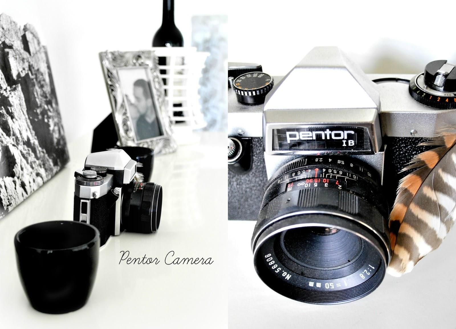 camera pentor