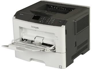 Lexmark MS610DN Printer Driver Download