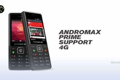 Spesifikasi Andromax Prime Lengkap