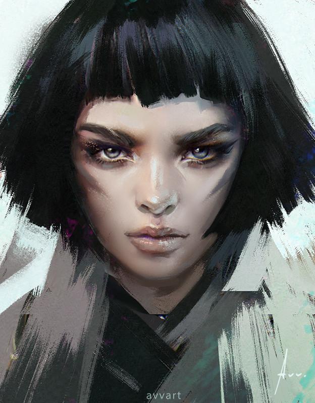 Digital Art by Aleksei Vinogradov