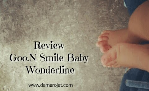 Review Goo.N Smile Baby Wonderline