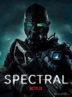 Bóng Ma - Spectral (2016)   Full HD VietSub