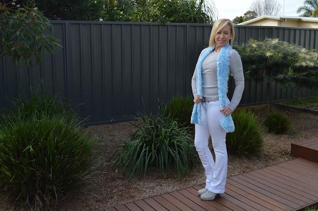 Sydney Fashion Hunter - The Wednesday Pants #40 - Silver Slicker