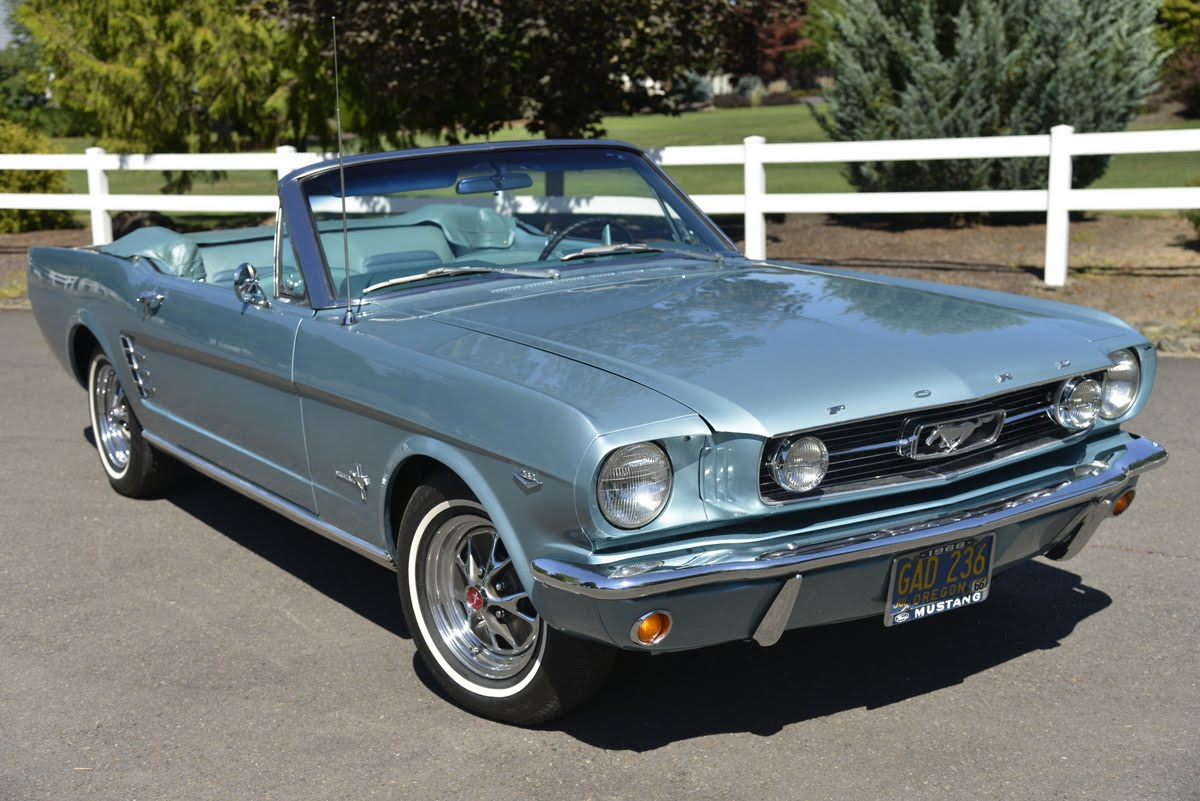 m e m o 1966 ford mustang 289 convertible. Black Bedroom Furniture Sets. Home Design Ideas