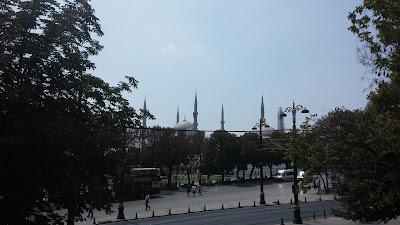 Sultanahmet Camisi 6 minare özelliği