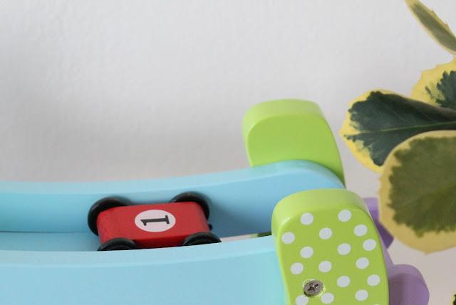 Kugelbahn Jabadabadoo Geschenkideen zu Weihnachten fuer Babys Kleinkinder Jules kleines Freudenhaus