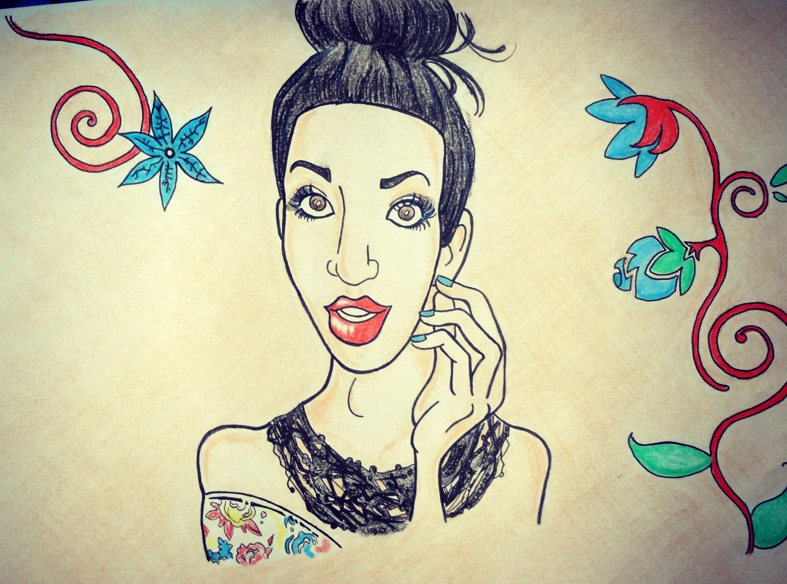 Simples Glamour: Pra Mim, O Desenho Mais Lindo Do Mundo