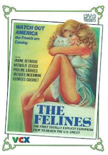 Les félines (1972)