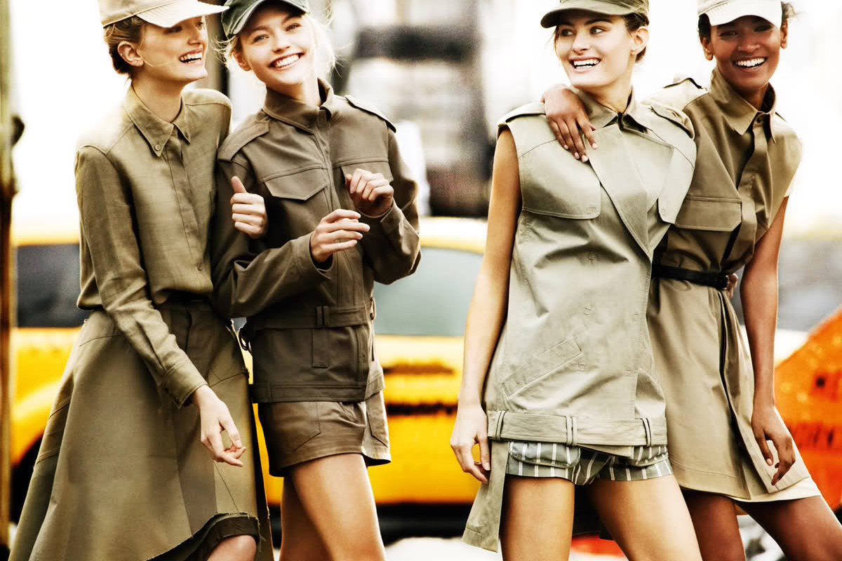 Trend Report | Shades of Khaki