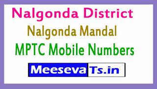 Nalgonda Mandal MPTC Mobile Numbers List Nalgonda District in Telangana State
