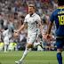 Sebuah Gol Spektakuler Toni Kroos Membuat Madrid Unggul