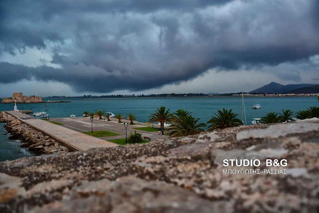 Πελοπόννησος: Βροχές και πτώση της θερμοκρασίας την Κυριακή