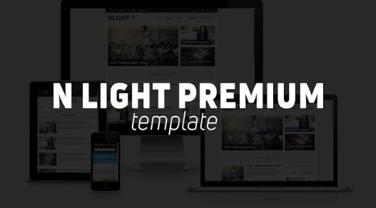 Download Template N Light Premium Terbaru