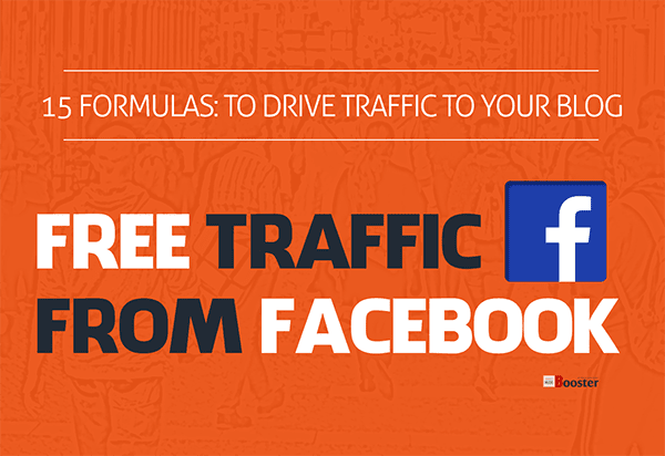 How to get traffic from Facebook for free