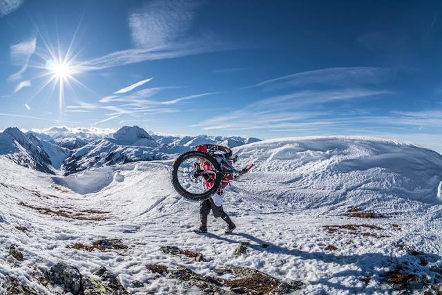 Winterausrüstung Mountainbike
