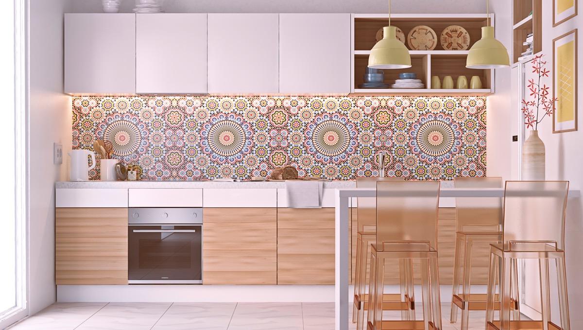 Bali Agung Property 20 Inspirasi Desain Dapur Minimalis Single Line