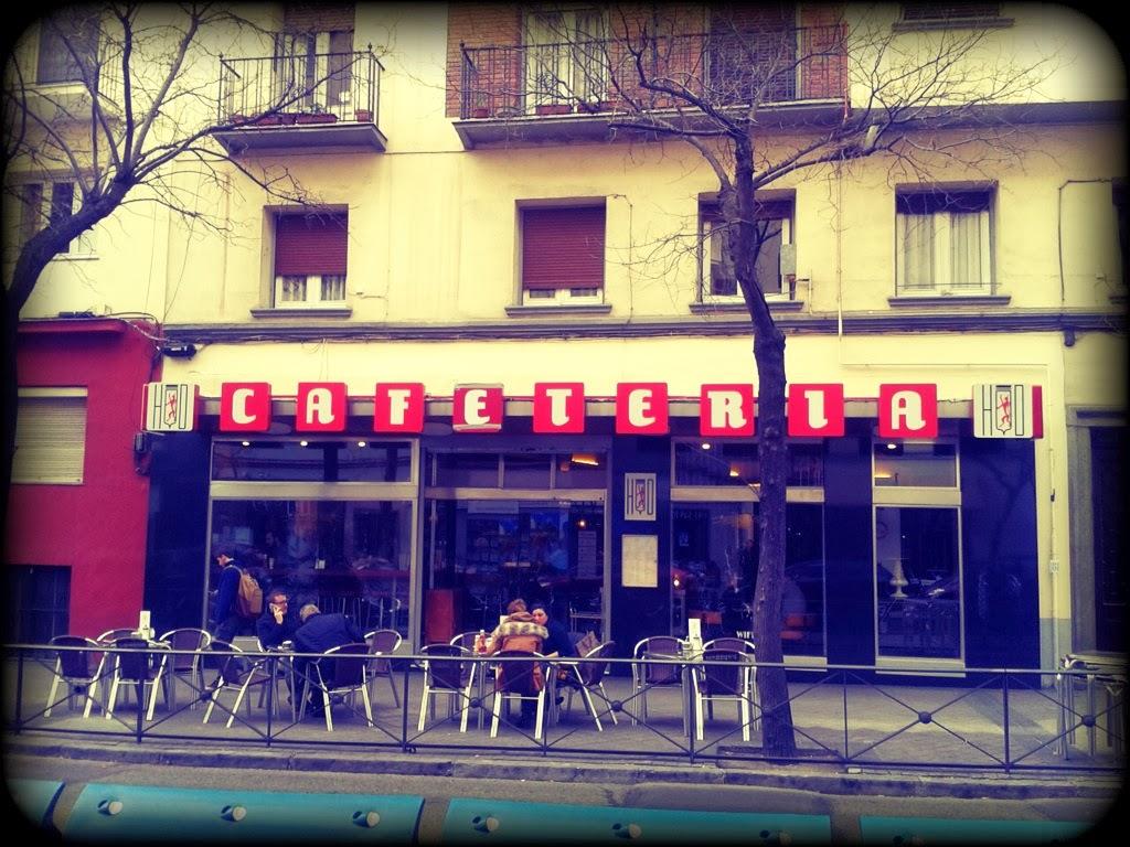 Cafetería HD. [Hamburguesas Gourmet]
