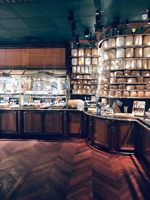 Les Grands Buffets - Dónde comer en Narbona - Quesos