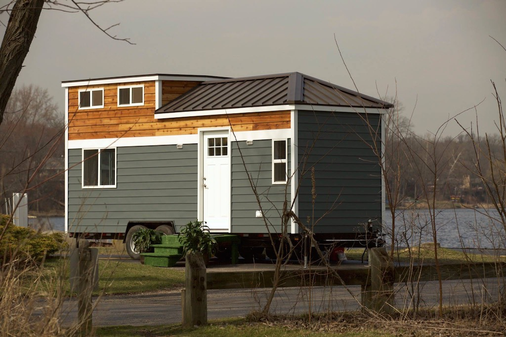 tiny house on wheels builders. From Titan Tiny Homes (formerly Home Builders) Is This Cozy House On Wheels. Wheels Builders