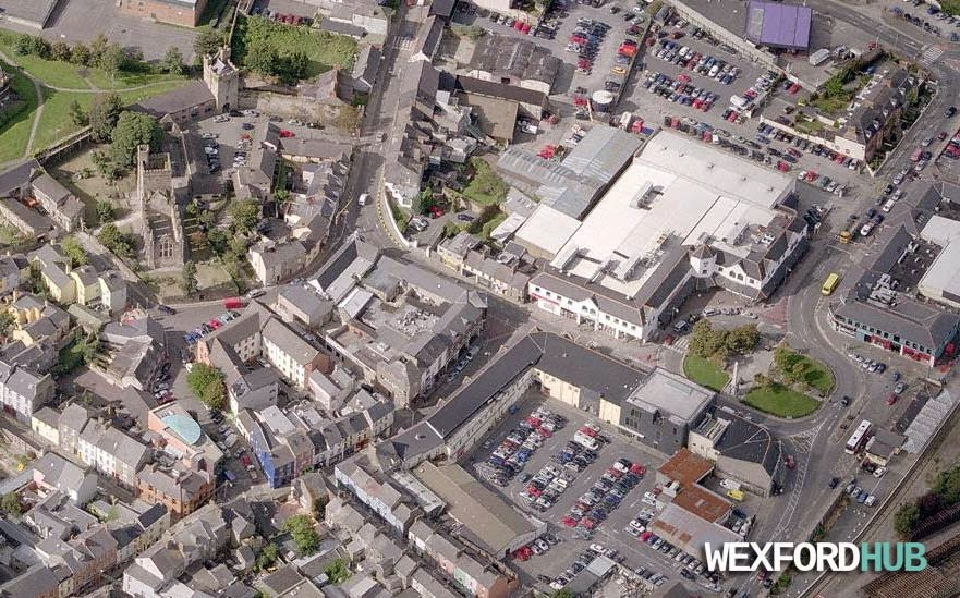 Redmond Square, Wexford