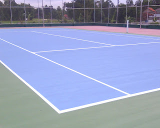 Jasa Kontraktor Lapangan Tenis