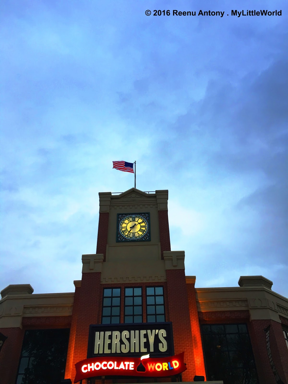 Worksheet Hershey Chocolate Company History hersheys chocolate world pennsylvania my little the center of universe two story redbrick delves into companys his
