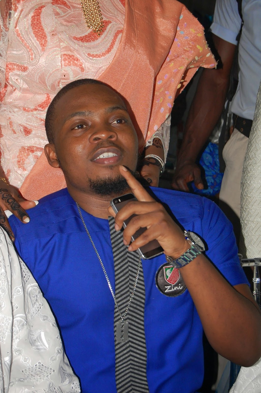 Olamide Badoo Wedding Pictures - 57 Unconventional But