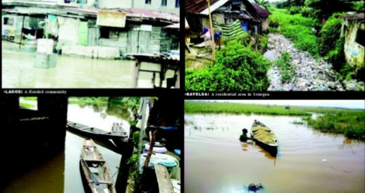 Tears, Sorrow, Destructions As Floods Rage Through Nigeria