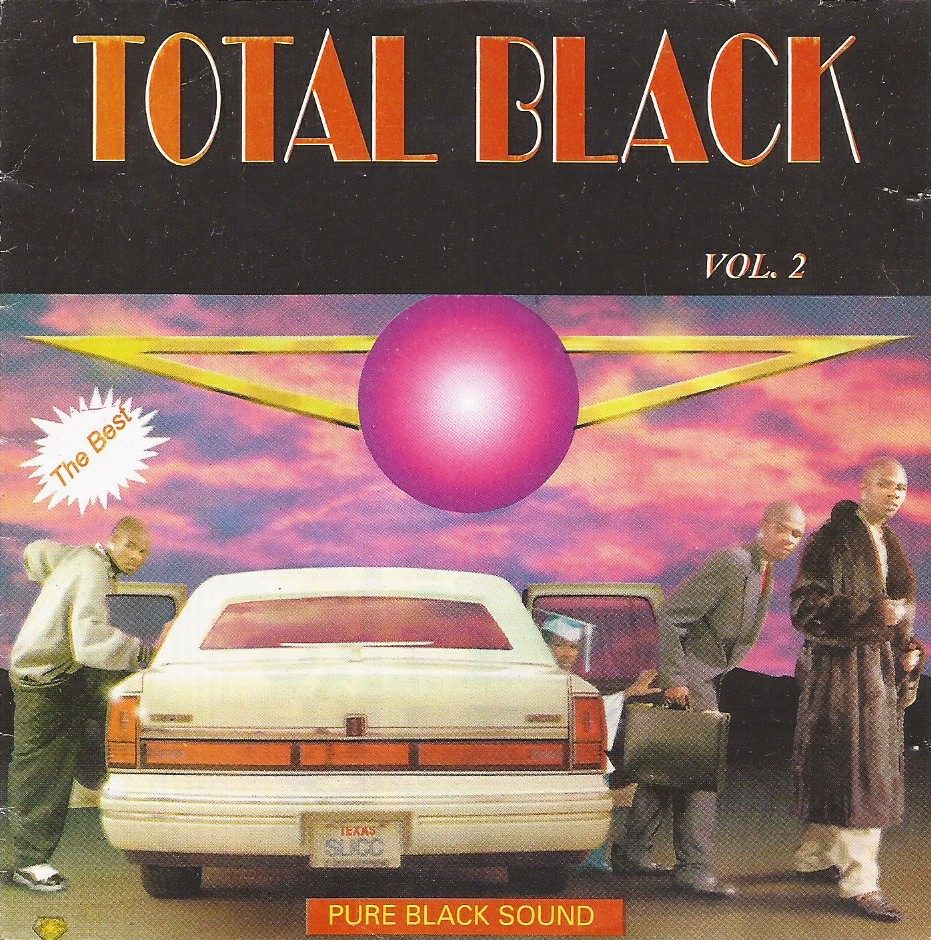 TOATAL BLACK VOL. 2