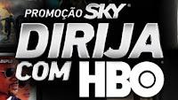 Promoção SKY Dirija com HBO www.skyhbo.com.br