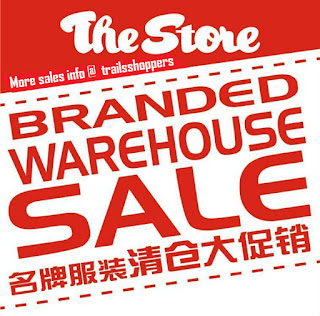 The Store Branded Warehouse Clearance Sale