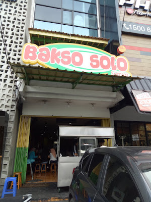 Bakso Solo Samrat