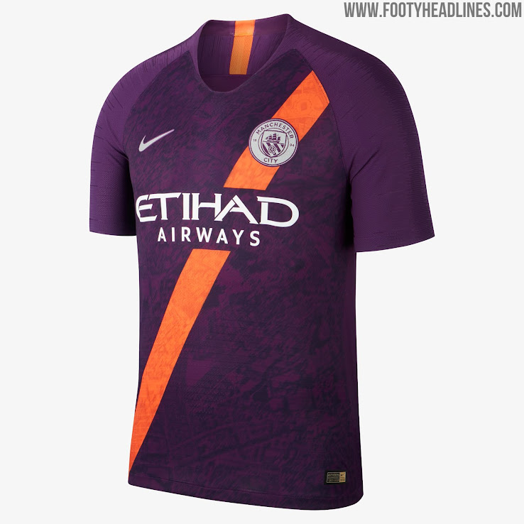 Manchester City 18-19 Third Kit Released - Footy Headlines d5dccec16
