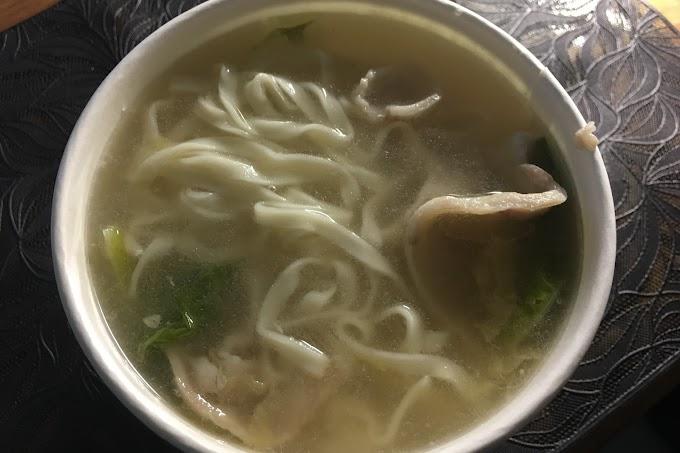 [餐廳]新竹東區 二一麵坊(已停止營業)-金山街好吃的酸菜白肉麵店!