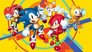 Sonica Mania Plus - Game com expansão ganha trailer de lançamento